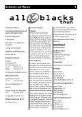 Schwarz auf Weiss - All Blacks Thun - Page 3