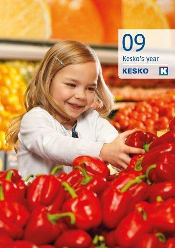 Kesko's Annual Report 2009