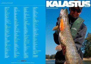 Koukussa kalastukseen - Krook Media Oy