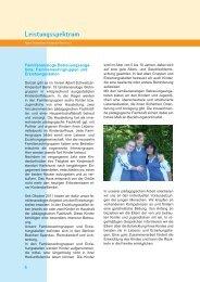 Auszug aus dem Geschäftsbericht 2011/2012 - Kinderdorf Berlin