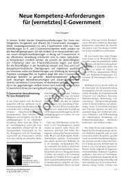 2009-04-28 Neue Kompetenzanforderungen für vernetztes ... - KDN