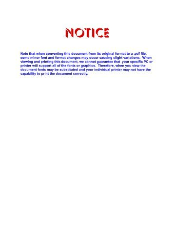 Electra Elite IPK Programming Manual - Southwestern Telephone ...