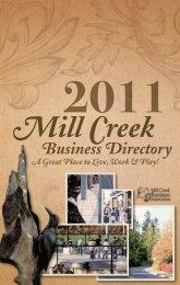 Mill Creek - Journal Media Group