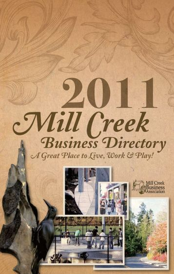 Mill Creek - Journal Media Group