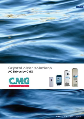 CMG Vacon NX Drives Catalogue - AEM | Electric motors, pumps ...