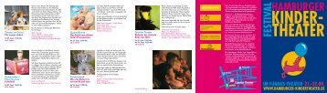 Informationen auch im Faltblatt (PDF) - KinderKinder e.V.