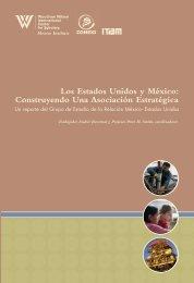 Los Estados Unidos y México: Construyendo Una Asociación ...