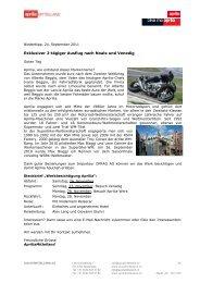 Kunden Brief Ducatimittelland Feb. 2010 - Ducati Mittelland AG