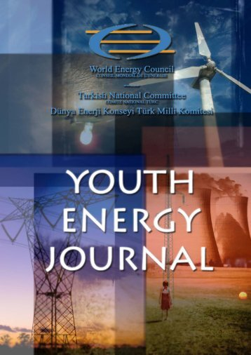 Youth Energy Journal september october 2010 - World Energy Council