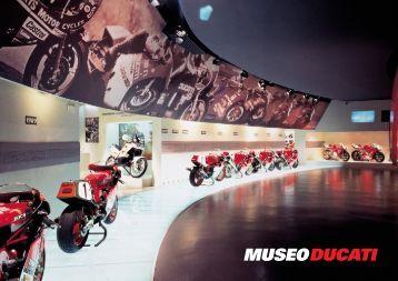 Scarica la guida al Museo Ducati