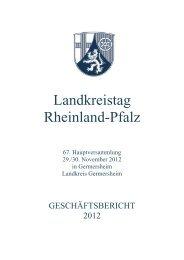 Landkreistag Rheinland-Pfalz