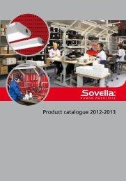 Product catalogue 2012-2013