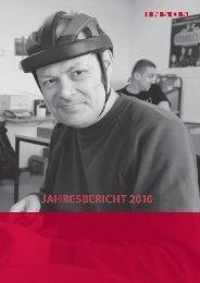 Jahresbericht 2010 - Insos