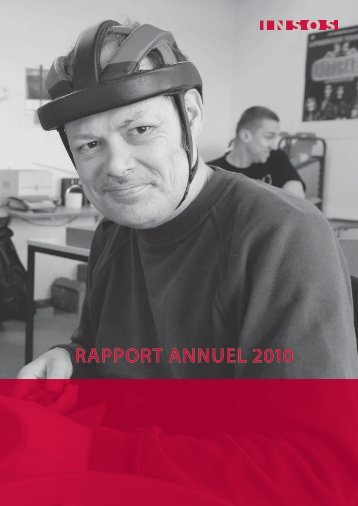 RappoRt annuel 2010 - Insos