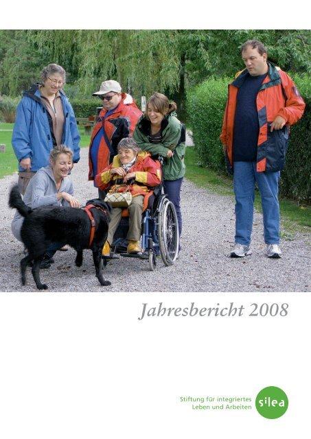 Jahresbericht 2008 (PDF) - Silea