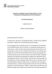 Referat von Ruedi Hofstetter