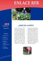 Boletín Octubre 2012 - Red Financiera Rural