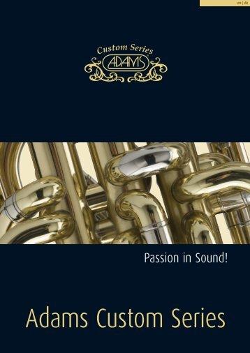 Adams Custom Series - Palacio Da Tuba