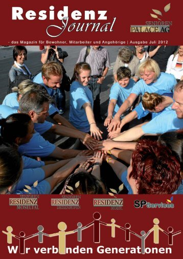 Ausgabe Juli 2012 | Seite 1 - Seniorenresidenz Moseltal