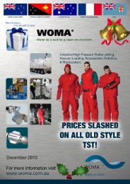 Full page photo - Woma