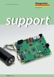 support - Maagtechnic by Dätwyler Schweiz AG