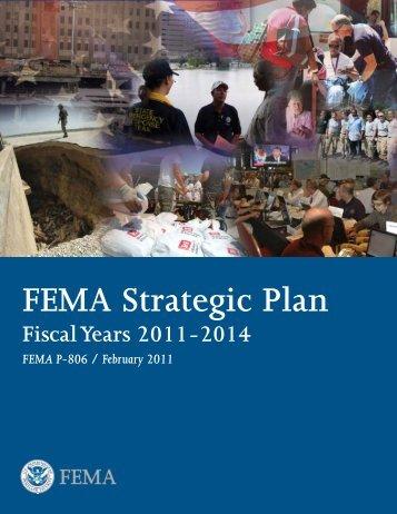 Strategic Plan 110218.pub - Federal Emergency Management Agency