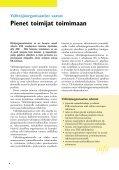 Välittäjäorganisaatiot saavat pienet toimijat toimimaan - Page 4