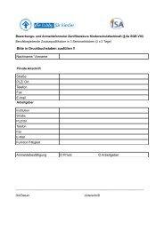Bitte in Druckbuchstaben ausfüllen - Deutscher Kinderschutzbund ...