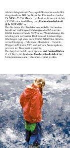 Zertifikatskurs Kinderschutzfachkraft - Deutscher Kinderschutzbund ... - Seite 2
