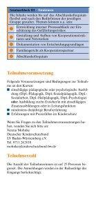 Zertifikatskurs Kinderschutzfachkraft - Deutscher Kinderschutzbund ... - Seite 7
