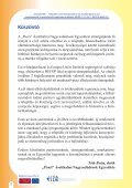Települési szintű mikroprojekt a nők munkaerőpiacra való ... - Shp.hu - Page 2