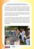Települési szintű mikroprojekt a nők munkaerőpiacra való ... - Shp.hu - Page 4