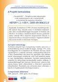 Települési szintű mikroprojekt a nők munkaerőpiacra való ... - Shp.hu - Page 6