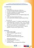Települési szintű mikroprojekt a nők munkaerőpiacra való ... - Shp.hu - Page 7