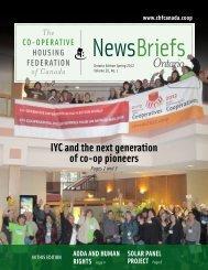 Ontario - Co-operative Housing Federation of Canada