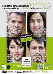 Soluciones para empresarios y emprendedores - Fira Barcelona