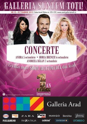 Calea Aurel Vlaicu nr. 225-235 - Galleria Mall Arad