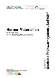 Herner Materialien - Institut Arbeit und Qualifikation