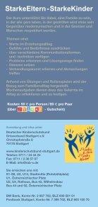 Elternkurs - Kinderschutzbund Ortsverband Stuttgart - Seite 2