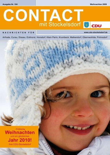 CDU Contact 104 - CDU Stockelsdorf