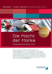 Programm als PDF - Bringmann Managemententwicklung