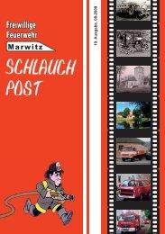Freiwillige Feuerwehr - Feuerwehr Marwitz