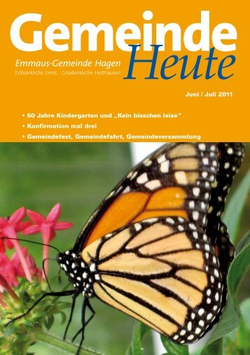 Heute Emmaus-Gemeinde Hagen