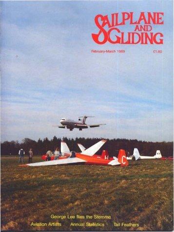 Sailplane & Gliding 1989 - Lakes Gliding Club