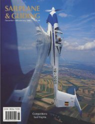 Volume xlvi No6 Dec-Jan 1995-1996 - Lakes Gliding Club