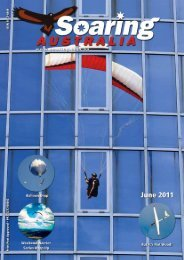 June - Hang Gliding Federation of Australia