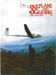 Volume 31 No 5 Oct-Nov 1980 - Lakes Gliding Club
