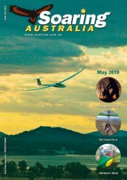 a beginner's experience - Hang Gliding Federation of Australia
