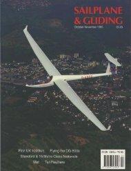 Volume xlvi No5 Oct-Nov 1995 - Lakes Gliding Club