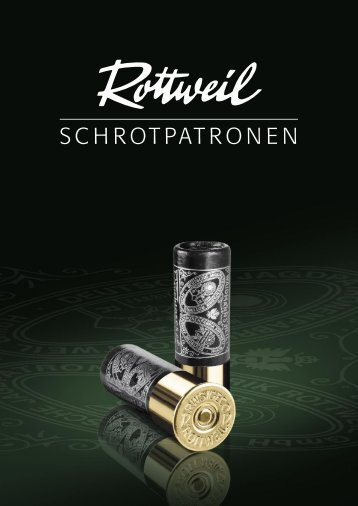 Rottweil Broschüre - RUAG